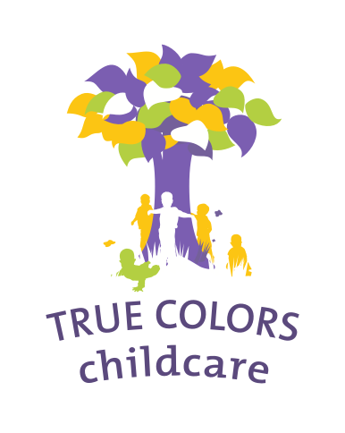 Logo True Colors Childcare
